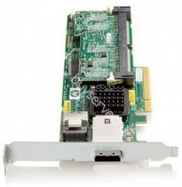 Контроллер HP Smart Array P411/512 MB with Flash BWC Controller RAID 0,1,1+0,5,5+0 (8 link: 2 ext (SFF8088) ports SAS) PCI-E x8, incl. h/h & f/h. brckts (P/N 578229-B21 )