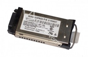 Модуль б/у GBIC 1Gbps Fibre Channel Optical shortwave 21H9870 ( 21H9870 )