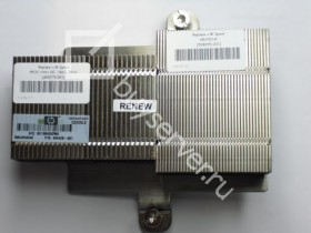Радиатор процессора HP HEATSINK BL460C G6 508955-001, 508766-001
